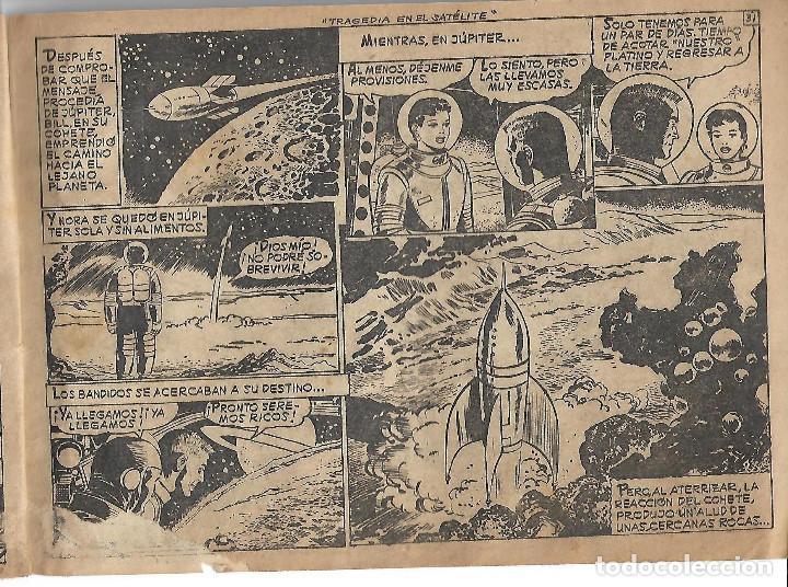 Tebeos: EL MUNDO FUTURO - ALMANAQUE PARA 1956 - ORIGINAL - Foto 2 - 209354010
