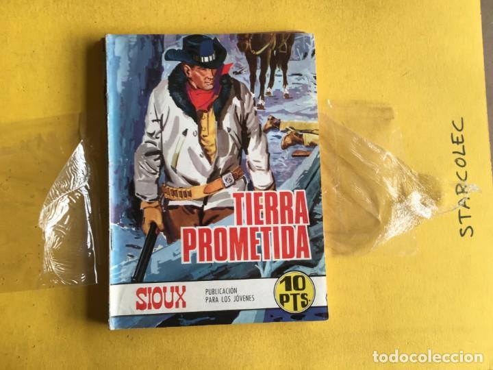 Tebeos: SIOUX. LOTE DE 7 NUMEROS (VER DESCRIPCION) EDITORIAL TORAY AÑO 1965 - Foto 6 - 209389473