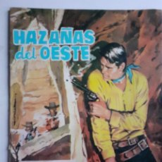 Tebeos: HAZAÑAS DEL OESTE-NOVELA GRÁFICA- Nº 56 -JAVIER MUSQUERA-FRANCISCO CUETO-1964-BUENO-DIFÍCIL-LEA-3724. Lote 209796345
