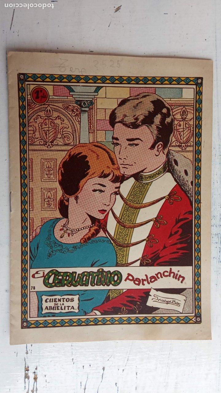 Tebeos: CUENTOS DE LA ABUELITA Nº 78 - MUY BUEN ESTADO - Foto 2 - 209802082