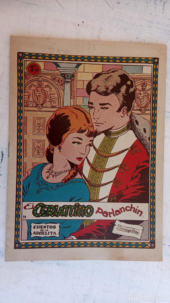 CUENTOS DE LA ABUELITA Nº 78 - MUY BUEN ESTADO (Tebeos y Comics - Toray - Cuentos de la Abuelita)