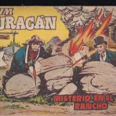 Tebeos: JIM HURACAN Nº 41: MISTERIO EN EL RANCHO. Lote 209816385