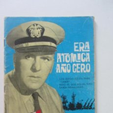 Tebeos: ESPIONAJE - Nº 3 -ERA ATÓMICA AÑO CERO- GRAN JOSEP GUAL-1965 TORAY CX60. Lote 209829635