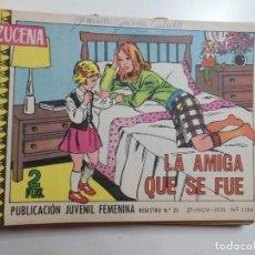 Tebeos: AZUCENA Nº 1184 TORAY. Lote 209841390