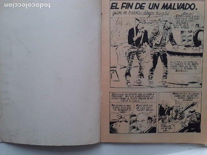 Tebeos: HAZAÑAS DEL OESTE-NOVELA GRÁFICA- Nº 133 -JORGE BUXADÉ-A. PÉREZ-1967-BUENO-DIFÍCIL-LEA-3727 - Foto 5 - 209866181