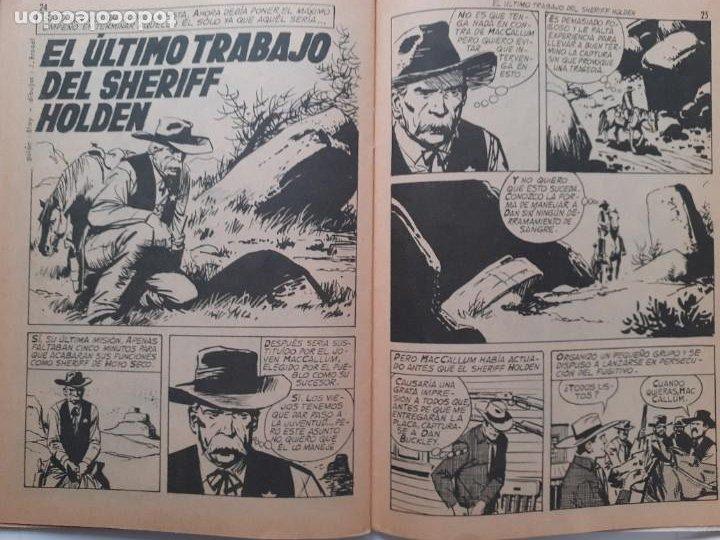 Tebeos: HAZAÑAS DEL OESTE-NOVELA GRÁFICA- Nº 150 -ANTONIO MÁS-JAIME BROCAL-1967-BUENO-DIFÍCIL-LEAN-3728 - Foto 6 - 209867102