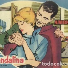 Tebeos: GUENDALINA-PARA JÓVENES DE 17 AÑOS -Nº 71 -AMBICIÓN-GRAN ANTONIO BORRELL-1960-DIFÍCIL-LEA-3780. Lote 210341671