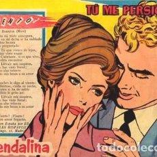 Tebeos: GUENDALINA-PARA JÓVENES DE 17 AÑOS -Nº 78 -TU ME PERSIGUES-GRAN ANTONIO BORREL-1960-DIFÍCIL-LEA-3781. Lote 210341938