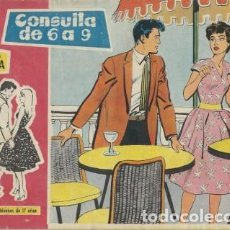 Tebeos: SUSANA-PARA JÓVENES DE 17 AÑOS- Nº 29 -CONSULTA DE 6 A 9-1960-EUGENIO SOTILLOS-CORRECTO-DIFÍCIL-3781. Lote 210342722