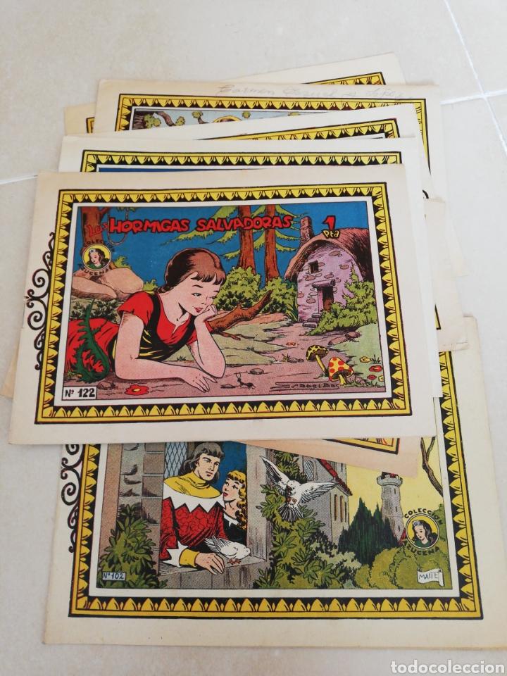 COLECCIÓN AZUCENA N°122-666-536-429-102-316-605 (Tebeos y Comics - Toray - Azucena)