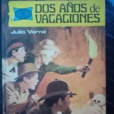 Tebeos: 1981 LIBRO DOS AÑOS DE VACACIONES. JULIO VERNE.EDICIONES TORAY. PP 200. COMIC. Lote 210399436