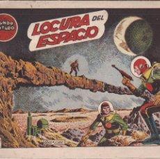 Tebeos: EL MUNDO FUTURO Nº 25: LOCURA DEL ESPACIO. Lote 210756246