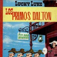 Tebeos: LUCKY LUKE-TORAY- Nº 2 -LOS PRIMOS DALTON-GRAN MORRIS-GOSCINNY-1963-CORRECTO-DIFÍCIL-LEAN-3825. Lote 210789124