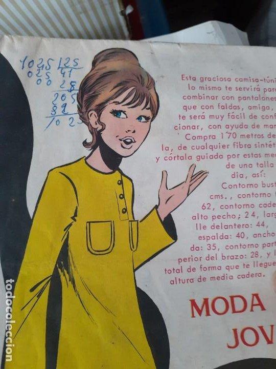 Tebeos: AZUCENA- Nº 1173 -CUIDADO CON LO QUE HACES-GRAN JOSEFINA-1970-MUY RARO-CORRECTO-3826 - Foto 6 - 210837771