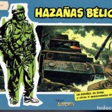 Tebeos: HAZAÑAS BELICAS EDITORIAL PLANETA AGUSTINI 2013 VOLUMENES 1,2,3 DIBUJOS BOIXCAR SEIS HISTORIAS. Lote 210842280