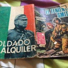 Livros de Banda Desenhada: HAZAÑAS BELICAS Nº 152 EL TENIENTE SMITH - EDICIONES. TORAY. Lote 211271239
