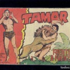 Tebeos: 3 AVENTURAS COMPLETAS DE TAMAR N,150,144,156,EDICIONES TORAY S.A. AÑO 1961. Lote 211457155