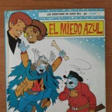Tebeos: CHICK BILL. EL MIEDO AZUL. TIBET. EDICIONES TORAY 1987.. Lote 211465480