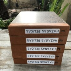Tebeos: COLECCIÓN HAZAÑAS BÉLICAS 2A EDICIÓN EDICIONES TORAY + ALMANAQUES Y VOLUMENES. Lote 211607140