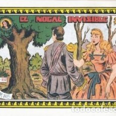 Tebeos: AZUCENA- Nº 132 -EL NOGAL INVISIBLE-1952- GRAN MONTSE CURTO- CORRECTO-MUY DIFICIL-LEAN-3841. Lote 260828060