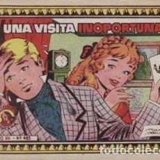 Tebeos: AZUCENA- Nº 485 -UNA VISITA INOPORTUNA-1958-GRAN MARÍA PASCUAL-BUENO-MUY DIFÍCIL-LEAN-3843. Lote 211719280