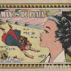 Tebeos: AZUCENA- Nº 563 -MANOS DE PLATA-1962-GRAN ROSA GALCERÁN-BUENO-MUY DIFÍCIL-LEAN-3845. Lote 211720939