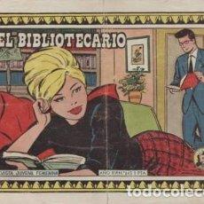 Tebeos: AZUCENA- Nº 645 -EL BIBLIOTECARIO-1963-GRAN CARMEN GUARDIA-REGULAR-MUY DIFÍCIL-LEAN-3846. Lote 211721671