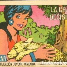 Tebeos: AZUCENA- Nº 1119 -LA GRAN DECISIÓN-1969-GRAN CARMEN LEVI-BUENO-MUY DIFÍCIL-LEAN-3849. Lote 211778758