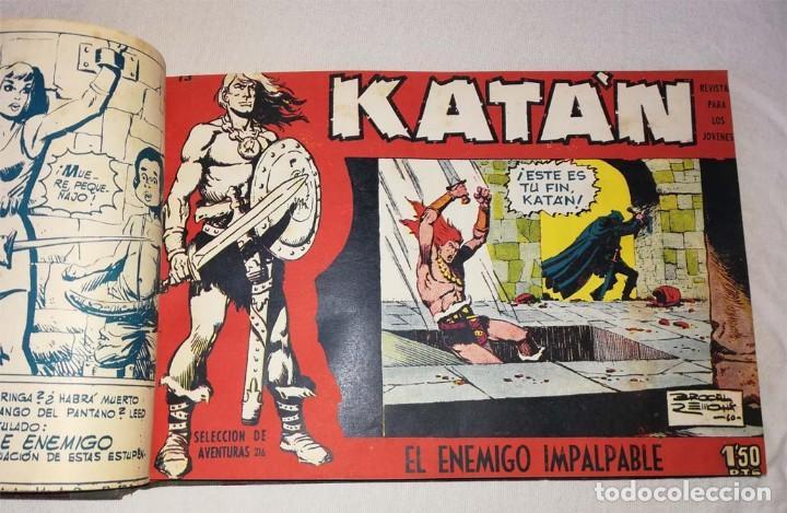 Tebeos: KATAN, ORIGINAL COMPLETA - Foto 2 - 211962937