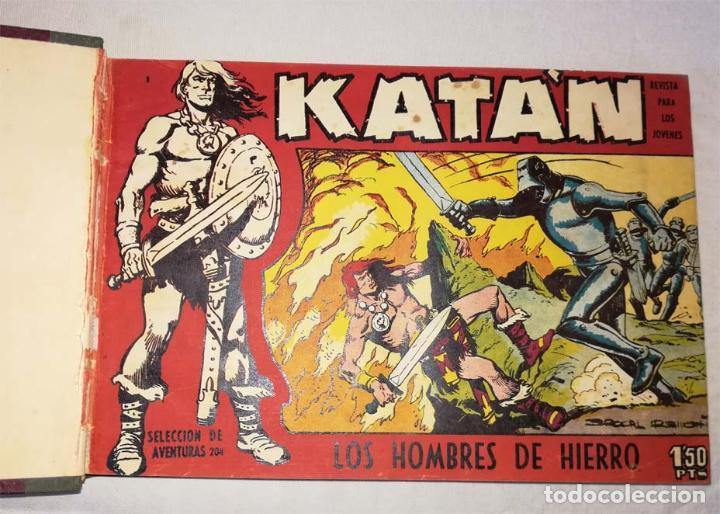 KATAN, ORIGINAL COMPLETA (Tebeos y Comics - Toray - Katan)