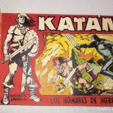 Tebeos: KATAN, ORIGINAL COMPLETA. Lote 211962937