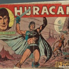 Tebeos: HURACAN Nº 1 - EL INFIERNO BLANCO - MAGA. Lote 212525357