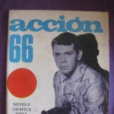 Tebeos: ESPIONAJE Nº 33. ACCION 66. EDICIONES TORAY 1966.. Lote 212709577