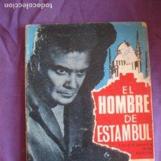 Tebeos: ESPIONAJE Nº 49. EL HOMBRE DE ESTAMBUL EDICIONES TORAY 1967.. Lote 212709950