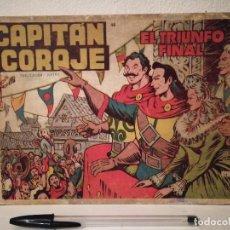 Tebeos: COLECCION COMPLETA CAPITAN CORAJE ENCUADERNADA - COMIC - 44 CAPITULOS - TORAY AÑO 1958. Lote 212879693