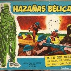 Tebeos: HAZAÑAS BELICAS SERIE AZUL NUMERO EXTRA 167 - TORAY - ORIGINAL - BIEN. Lote 212891262