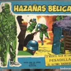 Tebeos: HAZAÑAS BELICAS SERIE AZUL NUMERO EXTRA 171 - TORAY - ORIGINAL - BIEN. Lote 212891341