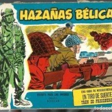 Tebeos: HAZAÑAS BELICAS SERIE AZUL NUMERO EXTRA 226 - TORAY AÑOS 60 - ORIGINAL - BIEN. Lote 212891708
