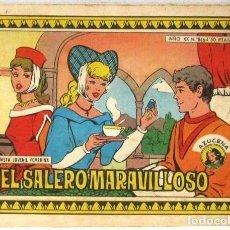 BDs: AZUCENA REVISTA JUVENIL FEMENINA - Nº 866 - EL SALERO MARAVILLOSO. Lote 213221943