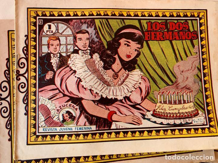 Tebeos: AZUCENA . TORAY . REVISTA JUVENIL FEMENINA (11) .EXTRAORDINARIOS (14) .COLECCION (171) TOTAL 197 . - Foto 2 - 213484995