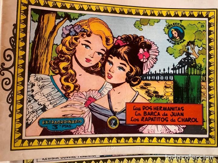 Tebeos: AZUCENA . TORAY . REVISTA JUVENIL FEMENINA (11) .EXTRAORDINARIOS (14) .COLECCION (171) TOTAL 197 . - Foto 7 - 213484995