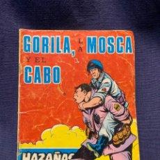 Tebeos: COMIC HAZAÑAS BELICAS ED. TORAY BARCELONA 1966 GORILA LA MOSCA Y EL CABO PUBLIC JOVENES 21X15. Lote 213560282