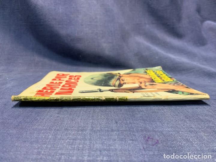 Tebeos: COMIC HAZAÑAS BELICAS ED. TORAY BARCELONA 1966 HEROE POR NARICES PUBLIC JOVENES 21X15 - Foto 2 - 213560426