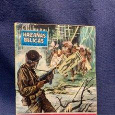 Tebeos: COMIC HAZAÑAS BELICAS ED. TORAY BARCELONA 1969 HERMANO ENEMIGO PUBLIC JOVENES 21X15. Lote 213560548