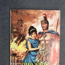 Tebeos: QUO VADIS, NO.23, EDICIONES TORAY, BARCELONA (A.1965). Lote 288676538