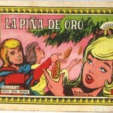 Tebeos: AZUCENA REVISTA JUVENIL FEMENINA - Nº 848 - LA PIÑA DE ORO. Lote 213995178