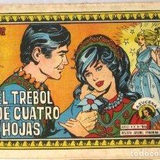 Tebeos: AZUCENA REVISTA JUVENIL FEMENINA - Nº 846 - EL TREBOL DE CUATRO HOJAS. Lote 213995262
