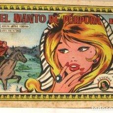Tebeos: AZUCENA REVISTA JUVENIL FEMENINA - Nº 845 - EL MANTO DE PURPURA. Lote 213995286