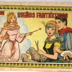 BDs: AZUCENA REVISTA JUVENIL FEMENINA - Nº 842 - SUEÑOS FANTASTICOS. Lote 213995370