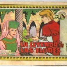 Tebeos: AZUCENA REVISTA JUVENIL FEMENINA - Nº 841 - LA LEYENDA DE LAS FLORES. Lote 213995418